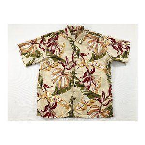 Pataloha by Pagagonia Hawaiian Camp Causal Shirt